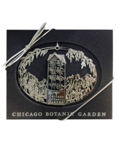 Chicago Botanic Garden Custom Carillon Ornament