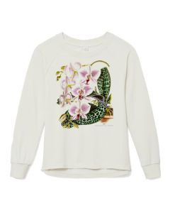 Crewneck Ladies Orchid Sweatshirt